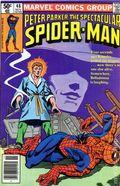 Spectacular Spider-Man (1976 1st Series) Mark Jewelers 48MJ