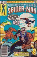 Spectacular Spider-Man (1976 1st Series) Mark Jewelers 57MJ