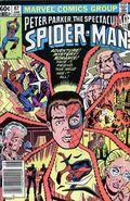 Spectacular Spider-Man (1976 1st Series) Mark Jewelers 67MJ