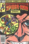 Spectacular Spider-Man (1976 1st Series) Mark Jewelers 68MJ