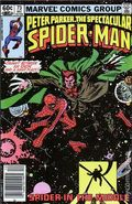 Spectacular Spider-Man (1976 1st Series) Mark Jewelers 73MJ