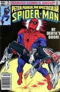 Spectacular Spider-Man (1976 1st Series) Mark Jewelers 76MJ