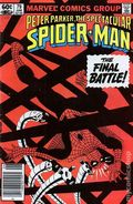 Spectacular Spider-Man (1976 1st Series) Mark Jewelers 79MJ