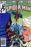 Spectacular Spider-Man (1976 1st Series) Mark Jewelers 82MJ