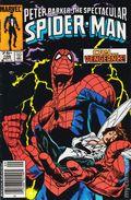 Spectacular Spider-Man (1976 1st Series) Mark Jewelers 106MJ