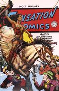 Sensation Comics (1942) Reprints 1B