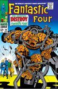 Fantastic Four (1961 1st Series) 68