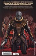 Star Trek Discovery The Light of Kahless TPB (2018 IDW) 1-REP