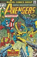 Avengers (1963 1st Series) Mark Jewelers 144MJ