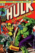 Incredible Hulk (1962-1999 1st Series) Mark Jewelers 181MJ