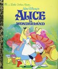Alice in Wonderland HC (1993 Golden Books) A Little Golden Book 1-1ST