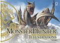 Monster Hunter Illustrations HC (2018 Udon) 1-1ST