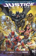Justice League HC (2017 DC Universe Rebirth) Deluxe Edition 3-1ST