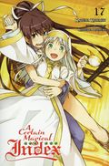 A Certain Magical Index SC (2014- Yen Press Novel) 17-1ST