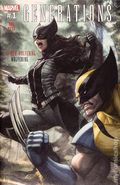 Generations Wolverine and All-New Wolverine (2017) 1CON.A