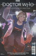 Doctor Who the Thirteenth Doctor (2018 Titan) 1D