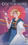 Doctor Who the Thirteenth Doctor (2018 Titan) 1F