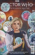 Doctor Who the Thirteenth Doctor (2018 Titan) 1E