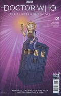 Doctor Who the Thirteenth Doctor (2018 Titan) 1G