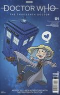 Doctor Who the Thirteenth Doctor (2018 Titan) 1I