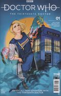 Doctor Who the Thirteenth Doctor (2018 Titan) 1H