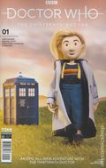 Doctor Who the Thirteenth Doctor (2018 Titan) 1J