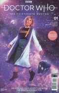 Doctor Who the Thirteenth Doctor (2018 Titan) 1K