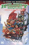 A Very DC Universe Rebirth Holiday Sequel TPB (2018 DC) 1-1ST