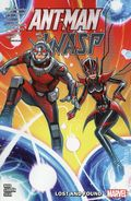 Ant-Man and the Wasp Lost and Found TPB (2018 Marvel) 1-1ST