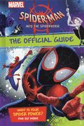 Marvel Spider-Man Into the Spider-Verse The Official Guide HC (2018 DK) 1-1ST