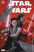 Star Wars The Last Jedi TPB (2018 Marvel) 1-1ST