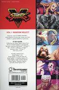 Street Fighter V TPB (2018 Udon) 1-1ST
