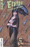 Elvira Mistress of the Dark (2018 Dynamite) 3A