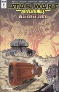 Star Wars Adventures Destroyer Down (2018 IDW) 1RI