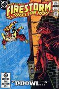 Firestorm (1982 2nd Series) 10