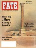 Fate Magazine (1948-Present Clark Publishing) Digest/Magazine Vol. 56 #3