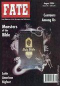 Fate Magazine (1948-Present Clark Publishing) Digest/Magazine Vol. 57 #8