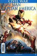 Iron Man/Captain America TPB (Italian 2010 Marvel/Panini) 1-1ST