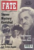Fate Magazine (1948-Present Clark Publishing) Digest/Magazine Vol. 58 #6