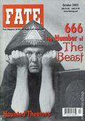 Fate Magazine (1948-Present Clark Publishing) Digest/Magazine Vol. 58 #10