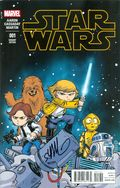 Star Wars (2015 Marvel) 1K.DF.SIGNED
