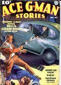 Ace G-Man Stories (1936-1943 Popular Publications) Pulp Vol. 1 #3