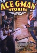 Ace G-Man Stories (1936-1943 Popular Publications) Pulp Vol. 1 #4