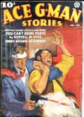 Ace G-Man Stories (1936-1943 Popular Publications) Pulp Vol. 2 #1