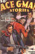 Ace G-Man Stories (1936-1943 Popular Publications) Pulp Vol. 2 #2
