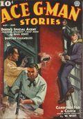 Ace G-Man Stories (1936-1943 Popular Publications) Pulp Vol. 2 #3