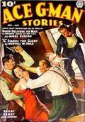 Ace G-Man Stories (1936-1943 Popular Publications) Pulp Vol. 2 #4