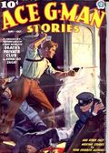 Ace G-Man Stories (1936-1943 Popular Publications) Pulp Vol. 3 #1