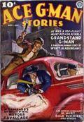 Ace G-Man Stories (1936-1943 Popular Publications) Pulp Vol. 3 #2