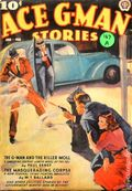 Ace G-Man Stories (1936-1943 Popular Publications) Pulp Vol. 3 #3